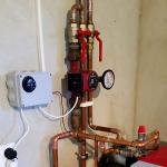 Termo-plin Pregrada: Plinske i vodovodne instalacije
