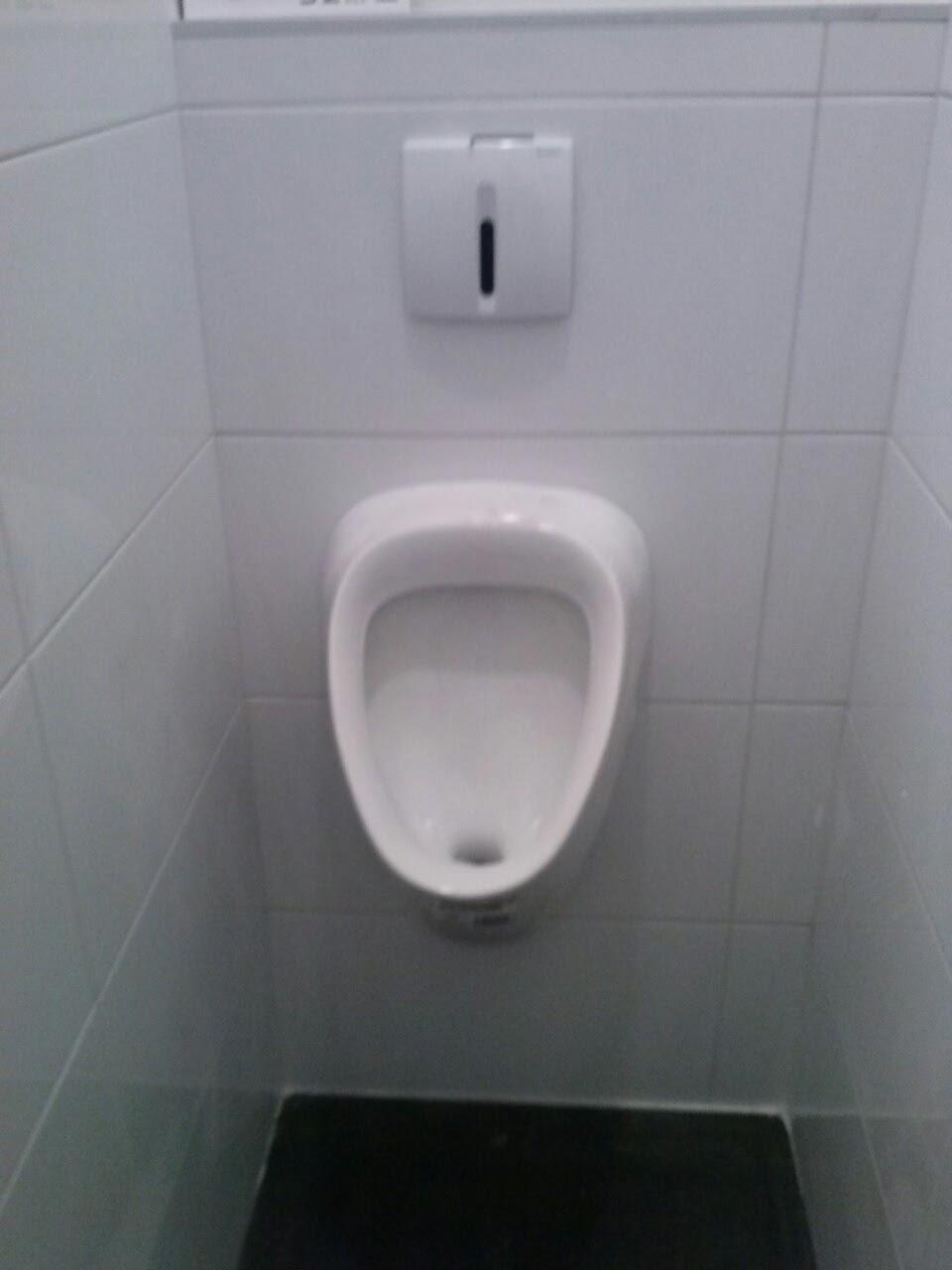 Sanitarije u izlozbenom prostoru